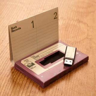Last minute gifts - Mix Tape USB | Cool Mom Picks