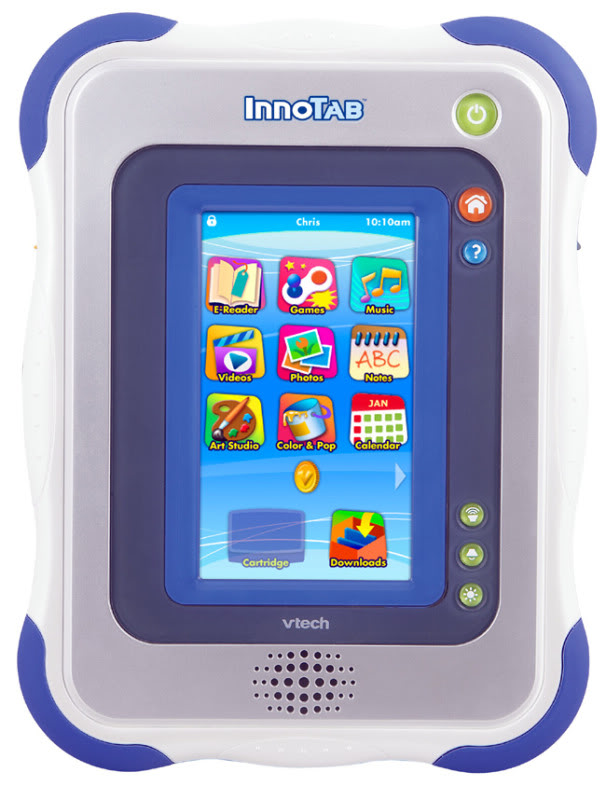 The VTech Innotab Learning Tablet. You know. For kids.