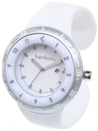 Since time warps when you become a mama, here's a watch made just for you.