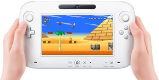 Wii U – the next generation Nintendo Wii.