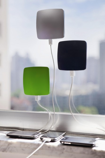 The XD Design Solar Window Charger is one more reason to yearn for sunny days