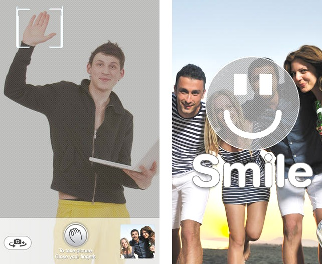 CamMe Selfie App: A cool way to take group photos and actually be in them too