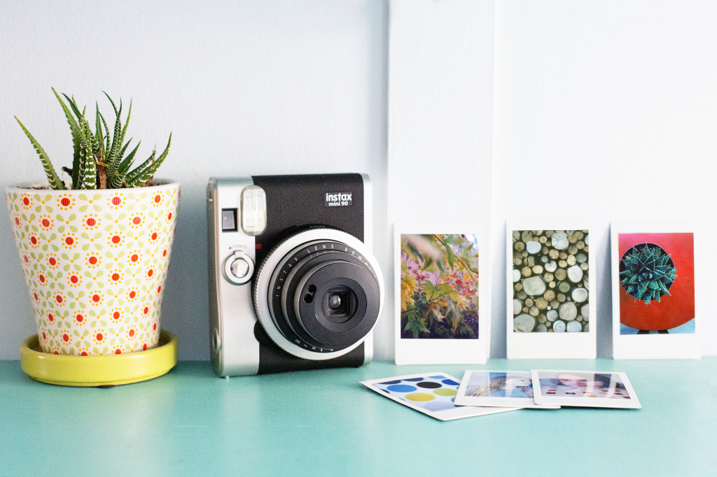 Gifts for photographers - Instax mini camera | Cool Mom Tech