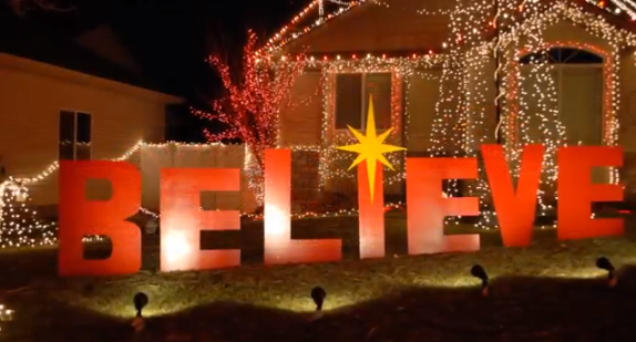 Must-watch video: Konner's Christmas Lights. Capturing the real spirit of Christmas