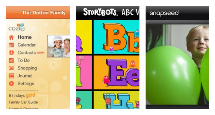 Our must-have apps for families to load up on that new iPad (or even that hand-me-down).