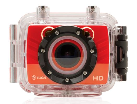 The indestructible, waterproof and too-good-to-be-true nabi Square HD camera