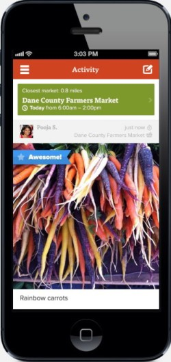 Farmstand app: How to find the best farmers markets right from your phone.