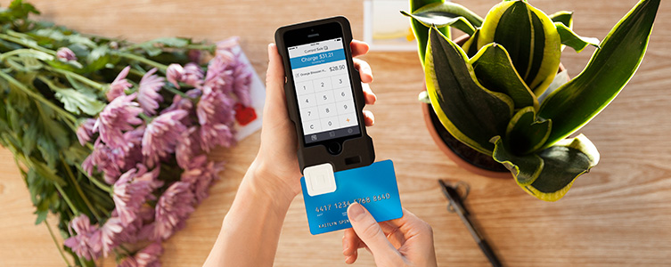 The Square Reader + Merchant Case: A faster option for school fundraising