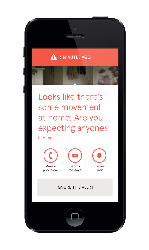 Canary home security app | Cool Mom Tech