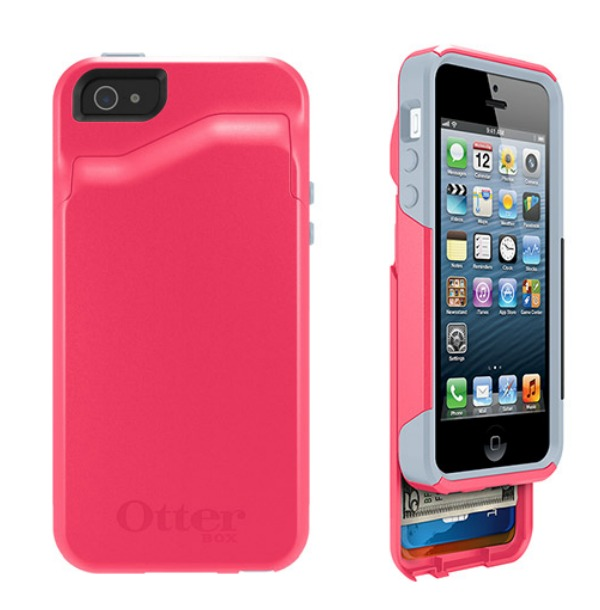 Otterbox Commuter Wallet - Pink | Cool Mom Tech