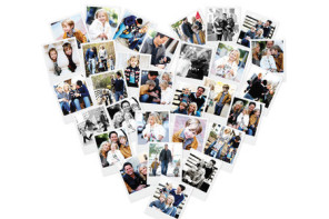 8 romantic custom photo gifts for Valentine's Day