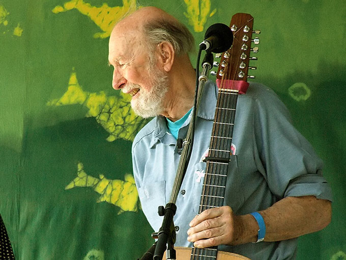 Kids' music downloads of the week: 7 must-have Pete Seeger songs