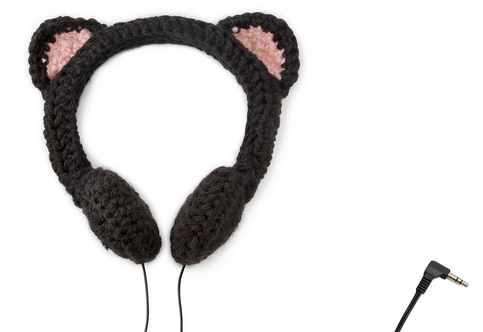 The perfect headphones for cool, cozy cats
