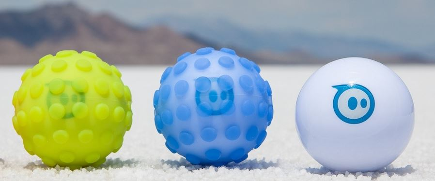 Sphero 2.0 brings a whole new meaning to playing with a ball