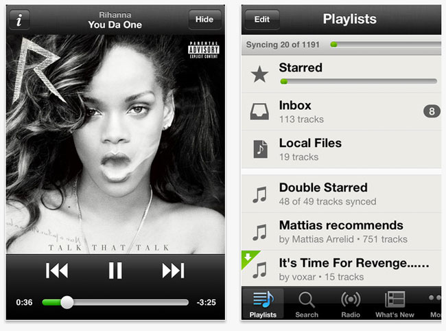 Spotify app for iPhone | Cool Mom Tech