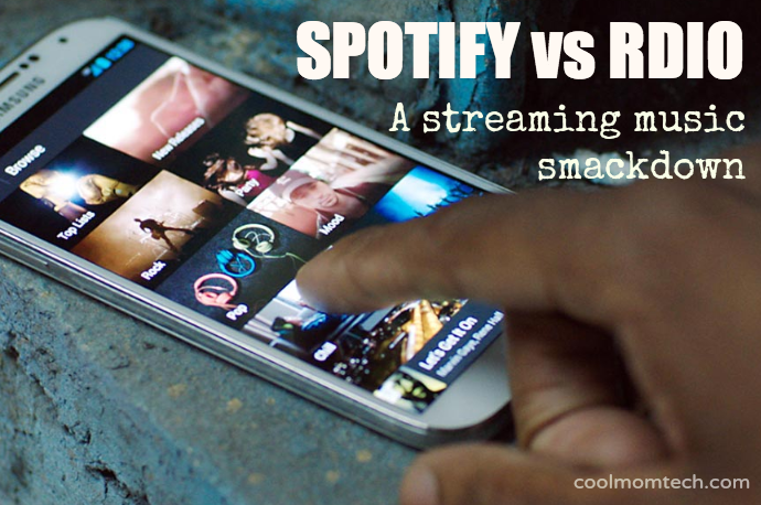 Spotify vs. Rdio: A streaming music smackdown