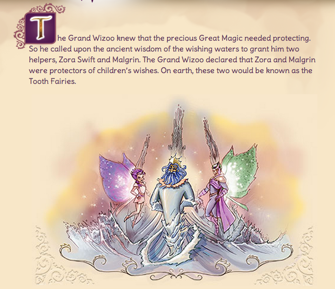 Wishingtooth Tooth Fairy legend | Cool Mom Tech