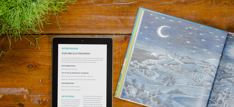 Zoobean kids' book subscriptions go digital. Way to get more kids reading.