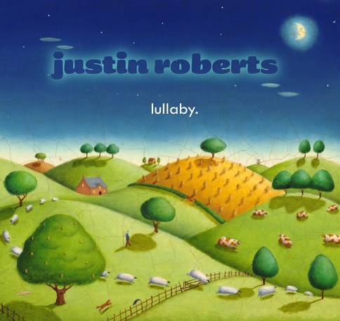 From Justin Roberts Lullaby – Count Them As They Go: Kids' music download of the week