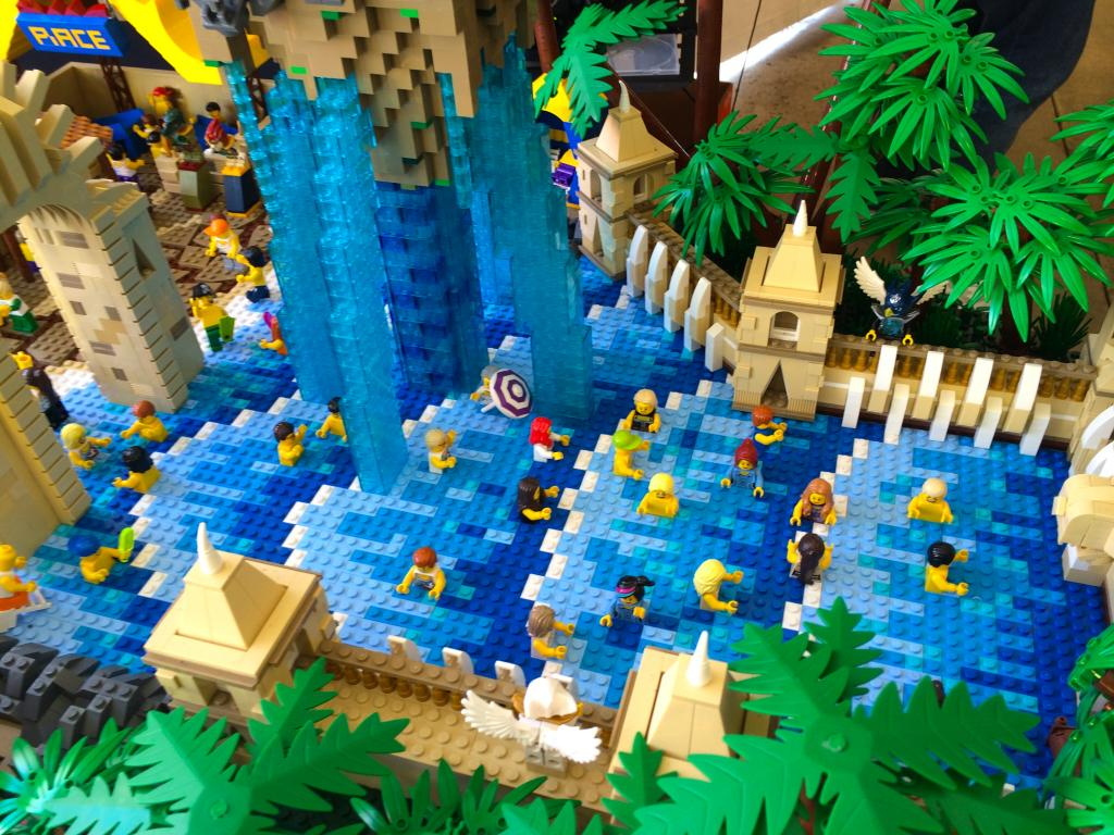 The LEGOLAND model builder challenge: Enter or just gawk like us.
