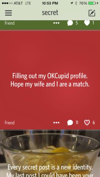 Secret app | Cool Mom Tech