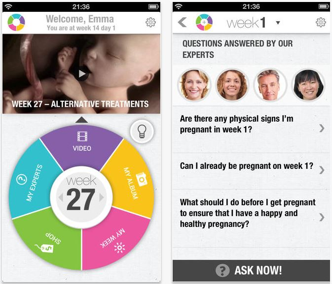 Pregnancy apps get a run for their money with Totally Pregnant