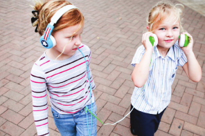 Buddyphones: The perfect Volume limiting headphones for kids when you have more than one
