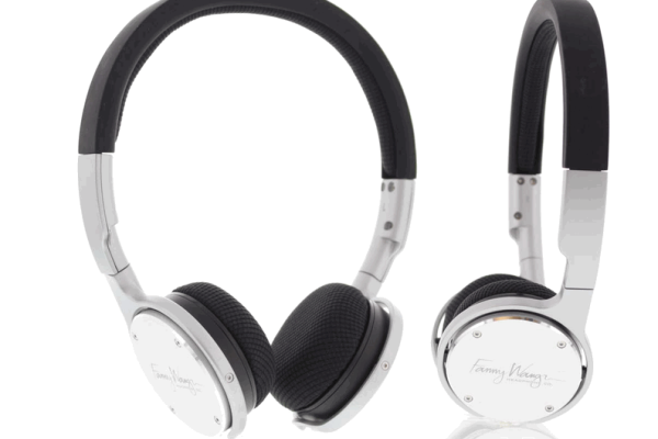 Fanny Wang Headphones - Metal On-Ear | Cool Mom Tech