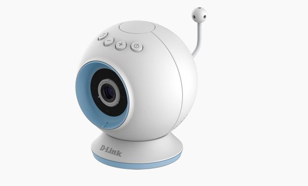 Wi-Fi baby monitors: The new D-Link Baby Camera