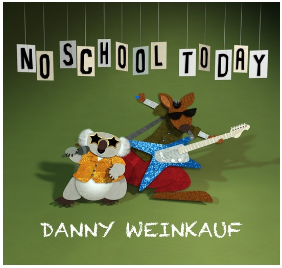 Kids' free music download of the week: No School Today from They Might be Giants' Danny Weinkauf.