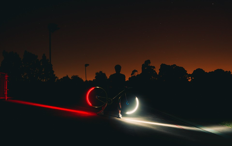 Revolights bike lights: Safety gets even cooler