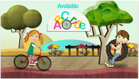 Need a great alphabet app for kids? Avokiddo ABC Ride takes kids way beyond A is for Apple.