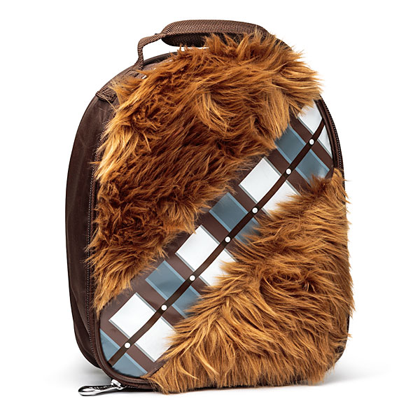 Chewbacca Lunchbox at Think Geek