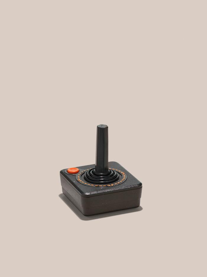 Relics of Technology art by Jim Golden - Atari joystick