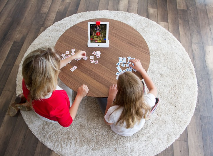 Best little kids tech toys and gifts: Osmo turns any surface into a playing field!
