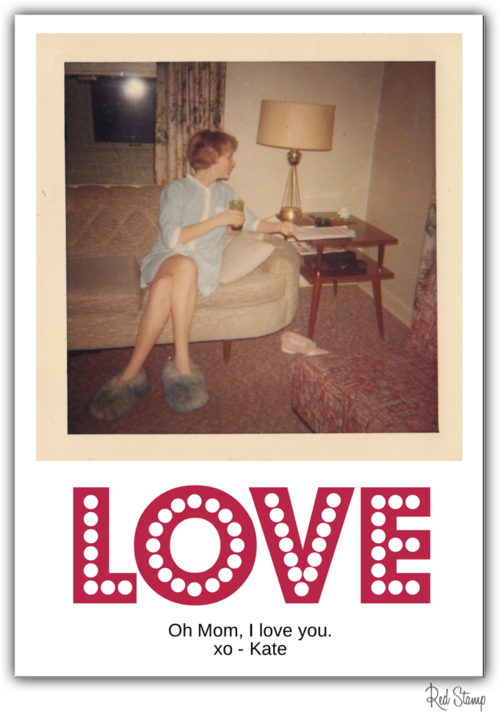 Red Stamp app Mother's Day cards - Cool Mom Tech