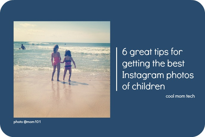 6 great tips for getting the best Instagram photos of your kids