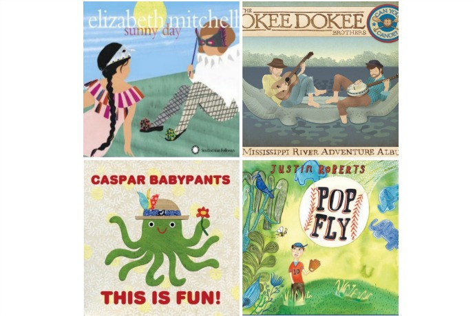 Build your summer road trip playlist with Amazon Prime: 12 kids' music downloads of the week