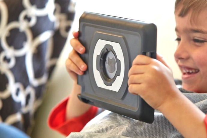 The Otterbox Agility System: Turning iPads and tablets into superheroes