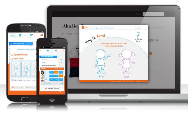 AlvaKids is the life saving app for every parent who buys kids' clothes online.