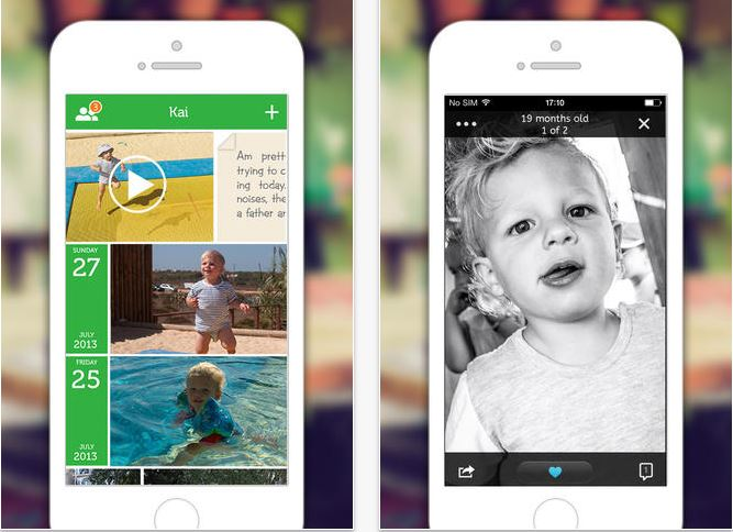Lifecake: A new baby app for parents that, unlike any other aspect of parenting, does the work for you.
