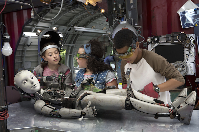 Amazon's new original kids' series Annedroids gets kids loving STEM