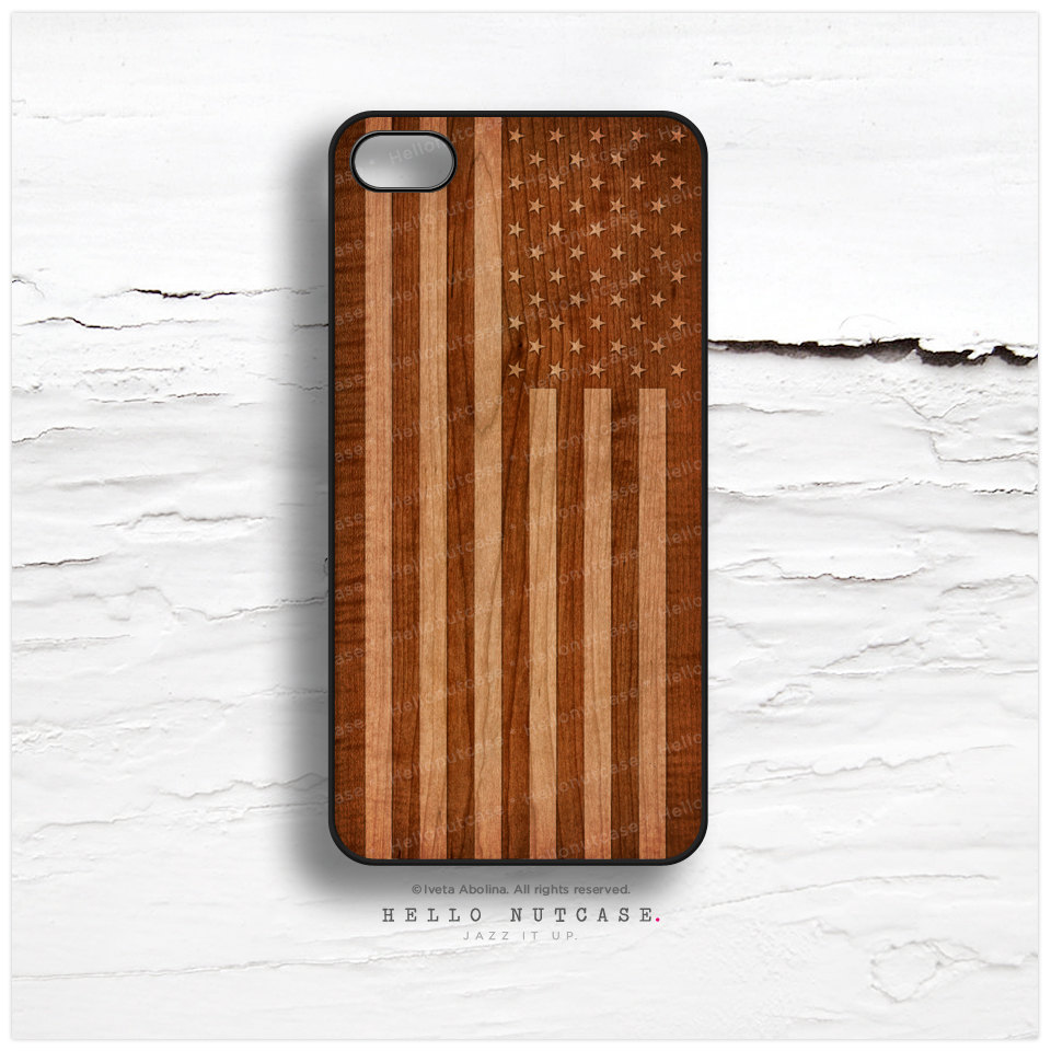 A flag iPhone case that's cool way beyond July 4th