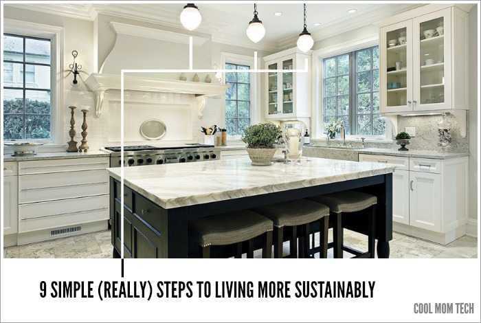9 of the easiest steps towards more sustainable living, thanks to tech