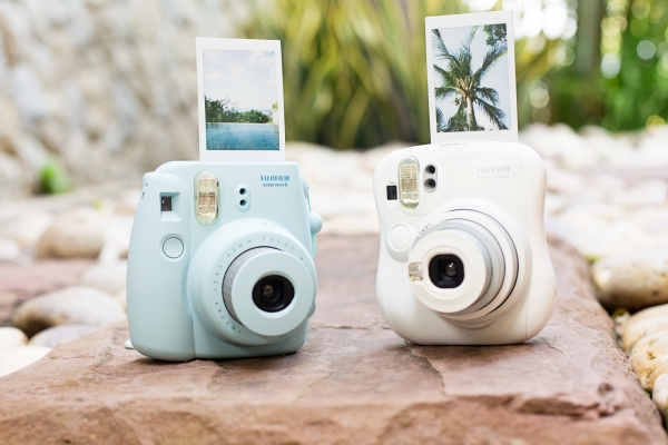 The Fujifilm Instax Mini 8 might just be the cutest camera ever