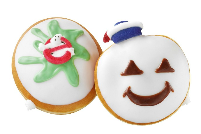 Web Coolness: Ghostbusters donuts, a hilarious way to cure smartphone addiction, and more