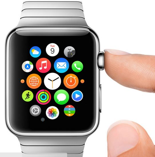 The coolest new gadgets of the year: Apple Watch