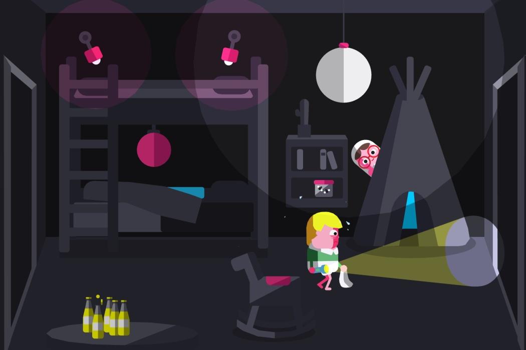 Toca Boca's Halloween app Toca Boo