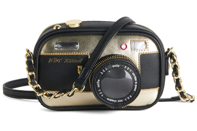 Holiday gift for camera lovers: A camera bag. Literally.