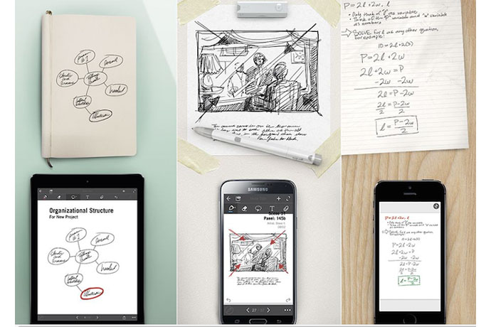 Equil Smartpen 2: The easiest way to digitize those brilliant ideas you scribble down